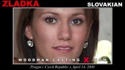 Access Zladka casting in streaming. Pierre Woodman undress Zladka, a Slovak girl.