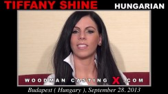 Check out this video of Tiffany Shine having an audition. Erotic meeting between Pierre Woodman and Tiffany Shine, a Hungarian girl.