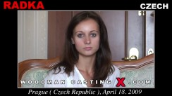 Watch our casting video of Radka. Pierre Woodman fuck Radka, Czech girl, in this video.
