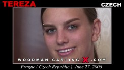 Check out this video of Tereza having an audition. Erotic meeting between Pierre Woodman and Tereza, a Czech girl.