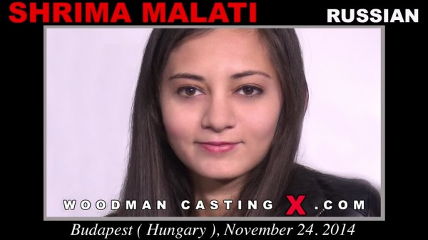woodman casting russian girl