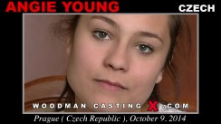 Watch our casting video of Angie Young. Erotic meeting between Pierre Woodman and Angie Young, a Czech girl.