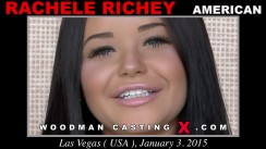 Access Rachele Richey casting in streaming. Pierre Woodman undress Rachele Richey, a American girl.