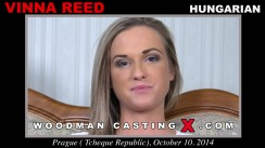 Watch Vinna Reed first XXX video. A Czech girl, Vinna Reed will have sex with Pierre Woodman.