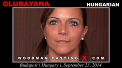 Watch Glubayana first XXX video. Pierre Woodman undress Glubayana, a Hungarian girl.