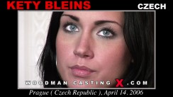 Access Kety Bleins casting in streaming. Pierre Woodman undress Kety Bleins, a Czech girl.