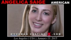 Access Angelica Saige casting in streaming. Pierre Woodman undress Angelica Saige, a American girl.