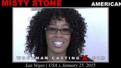 Watch our casting video of Misty Stone. Erotic meeting between Pierre Woodman and Misty Stone, a American girl.