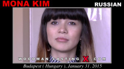 Watch our casting video of Mona Kim. Erotic meeting between Pierre Woodman and Mona Kim, a Russian girl.