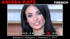 Watch our casting video of Anissa Kate. Pierre Woodman fuck Anissa Kate, French girl, in this video.