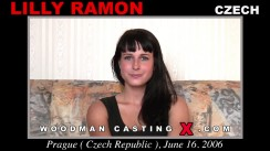 Watch our casting video of Lilly Ramon. Erotic meeting between Pierre Woodman and Lilly Ramon, a Czech girl.