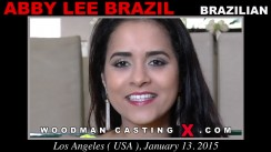 Check out this video of Abby Lee Brazil having an audition. Erotic meeting between Pierre Woodman and Abby Lee Brazil, a Brazilian girl.