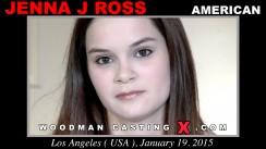 Download Jenna J Ross casting video files. Pierre Woodman undress Jenna J Ross, a  girl.
