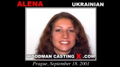 Download Alena casting video files. Pierre Woodman undress Alena, a Ukrainian girl.