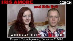 Check out this video of Iris Amore having an audition. Erotic meeting between Pierre Woodman and Iris Amore, a Czech girl.