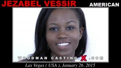 Access Jezabel Vessir casting in streaming. A American girl, Jezabel Vessir will have sex with Pierre Woodman.