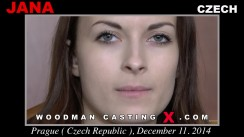 Check out this video of Jana having an audition. Erotic meeting between Pierre Woodman and Jana, a Czech girl.