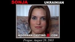 Watch Sonja first XXX video. Pierre Woodman undress Sonja, a Ukrainian girl.