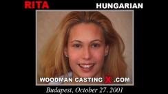 Download Rita casting video files. Pierre Woodman undress Rita, a Hungarian girl.