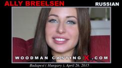 Access Ally Breelsen casting in streaming. Pierre Woodman undress Ally Breelsen, a Russian girl.