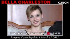 Watch our casting video of Bella Charleston. Erotic meeting between Pierre Woodman and Bella Charleston, a Czech girl.