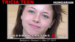 Check out this video of Tricia Teen having an audition. Erotic meeting between Pierre Woodman and Tricia Teen, a Hungarian girl.