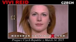 Download Vivi Reid casting video files. Pierre Woodman undress Vivi Reid, a Czech girl.