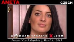 Watch Aneta first XXX video. Pierre Woodman undress Aneta, a Czech girl.