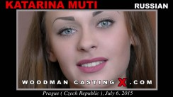 Download Katarina Muti casting video files. Pierre Woodman undress Katarina Muti, a Russian girl.