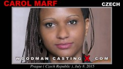 Access Carol Marf casting in streaming. Pierre Woodman undress Carol Marf, a Czech girl.