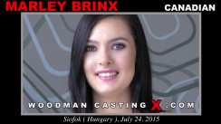 Access Marley Brinx casting in streaming. Pierre Woodman undress Marley Brinx, a American girl.