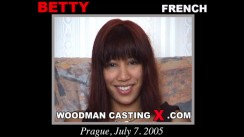 Check out this video of Betty having an audition. Erotic meeting between Pierre Woodman and Betty, a French girl.