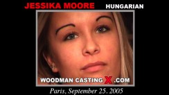 Look at Jessica Moore getting her porn audition. Erotic meeting between Pierre Woodman and Jessica Moore, a Hungarian girl.