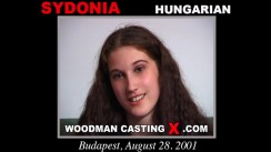 Access Sydonia casting in streaming. Pierre Woodman undress Sydonia, a Hungarian girl.