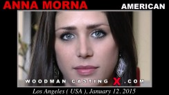 Watch Anna Morna first XXX video. A American girl, Anna Morna will have sex with Pierre Woodman.