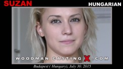 Watch our casting video of Suzan. Erotic meeting between Pierre Woodman and Suzan, a Hungarian girl.
