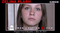 Watch Zelina Flash first XXX video. Pierre Woodman undress Zelina Flash, a Czech girl.