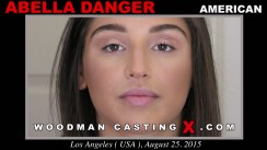 Watch Abella Danger first XXX video. Pierre Woodman undress Abella Danger, a American girl.