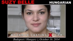 Watch Suzy Belle first XXX video. A Hungarian girl, Suzy Belle will have sex with Pierre Woodman.