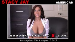 Check out this video of Stacy Jay having an audition. Erotic meeting between Pierre Woodman and Stacy Jay, a American girl.