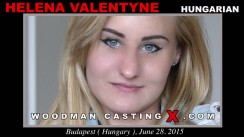Look at Helena Valentyne getting her porn audition. Pierre Woodman fuck Helena Valentyne, Hungarian girl, in this video.