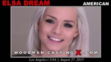 Sex Castings Elsa dream