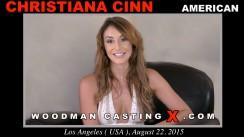 Watch Christiana Cinn first XXX video. A American girl, Christiana Cinn will have sex with Pierre Woodman.