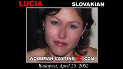 Check out this video of Lucia having an audition. Erotic meeting between Pierre Woodman and Lucia, a Slovak girl.