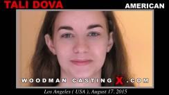 Watch Tali Dova first XXX video. Pierre Woodman undress Tali Dova, a American girl.