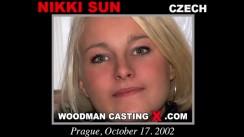 Watch our casting video of Nikki Sun. Erotic meeting between Pierre Woodman and Nikki Sun, a Czech girl.