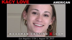 Access Kacy Love casting in streaming. Pierre Woodman undress Kacy Love, a American girl.