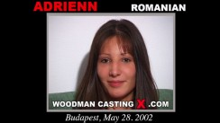 Watch our casting video of Adrienn. Erotic meeting between Pierre Woodman and Adrienn, a Romanian girl.