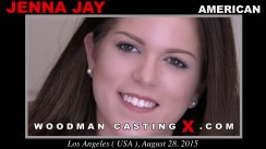Access Jenna Jay casting in streaming. Pierre Woodman undress Jenna Jay, a American girl.