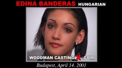 Look at Edina Banderas getting her porn audition. Erotic meeting between Pierre Woodman and Edina Banderas, a Hungarian girl.